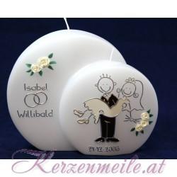 Hochzeitskerze Comic-Brautpaar 4 Hochzeitskerzen-lustigHochzeitskerze Comic-Brautpaar 4 Hochzeitskerzen-lustig Hochzeitskerze...