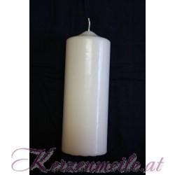 Stumpenkerze 8 cm Durchmesser Kerzenrohlinge