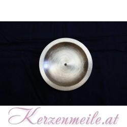 Kerzenteller Ungarn Gold