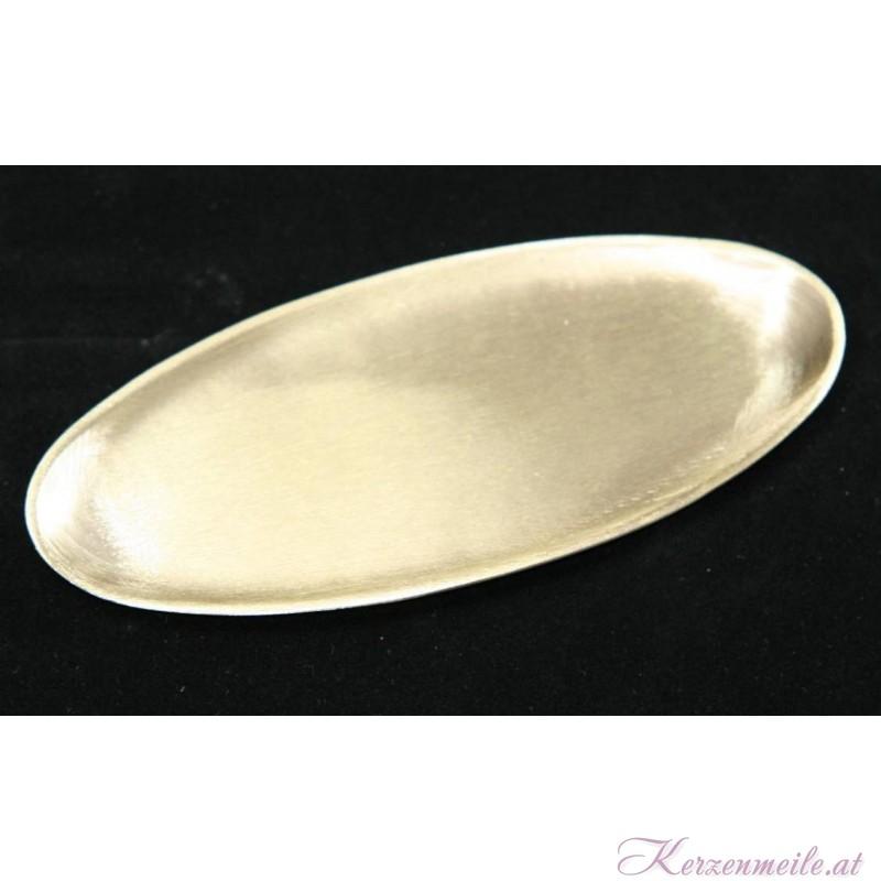 Kerzenteller oval Kerzenteller/Zubehör