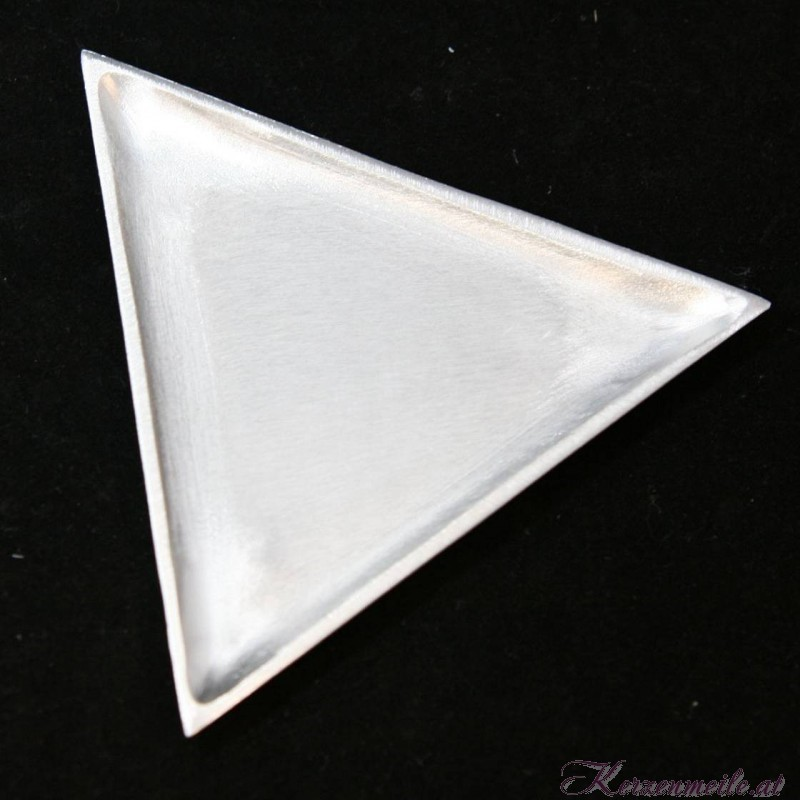 Kerzenteller Dreieck 2 Kerzenteller/Zubehör
