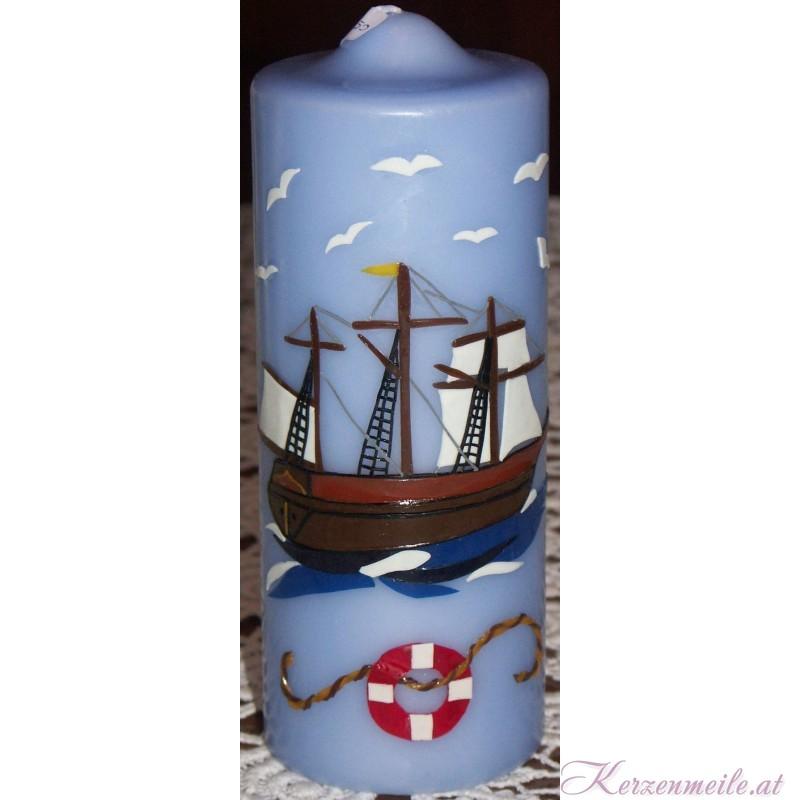 Kerze Segelschiff