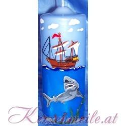 Kerze Haifisch