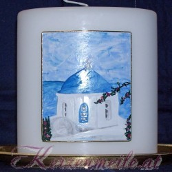 Kerze Griechenland