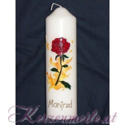 Kerze Manfred