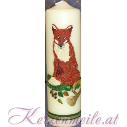 Kerze Fuchs