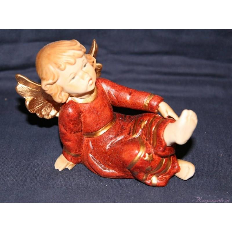 Keramikengerl in Rot