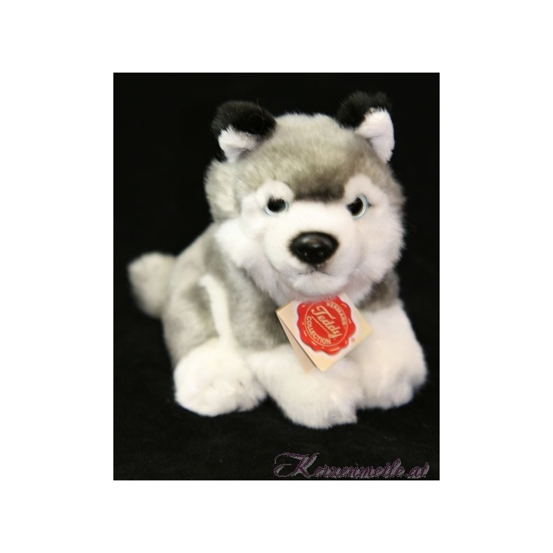 Husky Plüschtiere-Hermann Teddy Collection