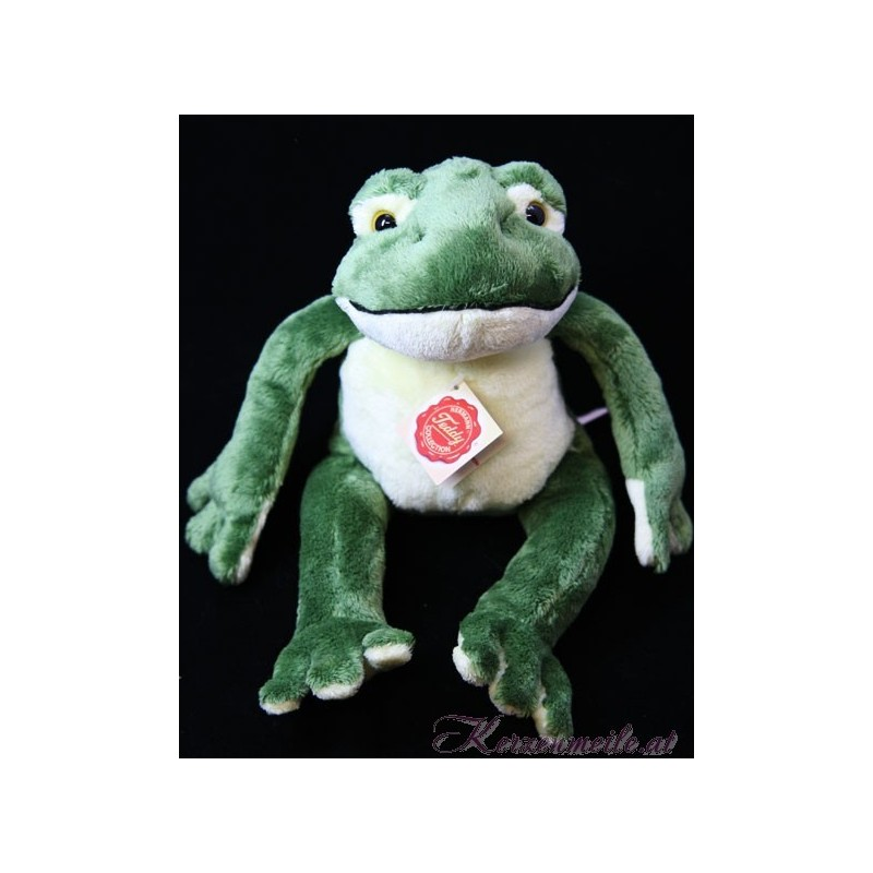 Schlenkerfrosch Plüschtiere-Hermann Teddy Collection