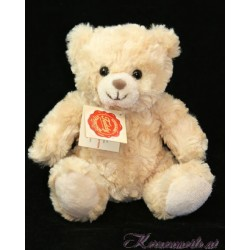 Teddy sitzend creme Plüschtiere-Hermann Teddy Collection