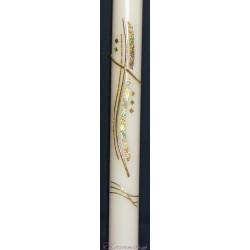 Taufkerze Wachau Taufkerzen-klassisch elegant