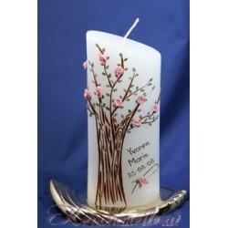 Kerze Rosenbaum