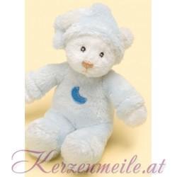 Kleiner Teddy mit Quietschfunktion