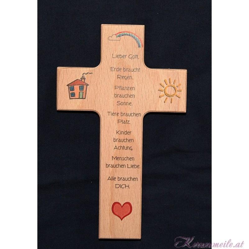 Kinderkreuz Gebet 1