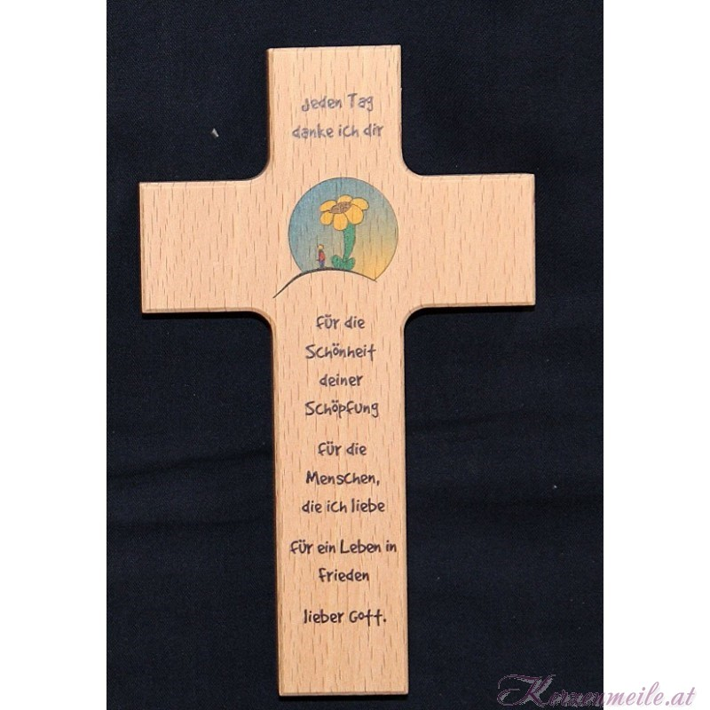 Kinderkreuz Gebet 2