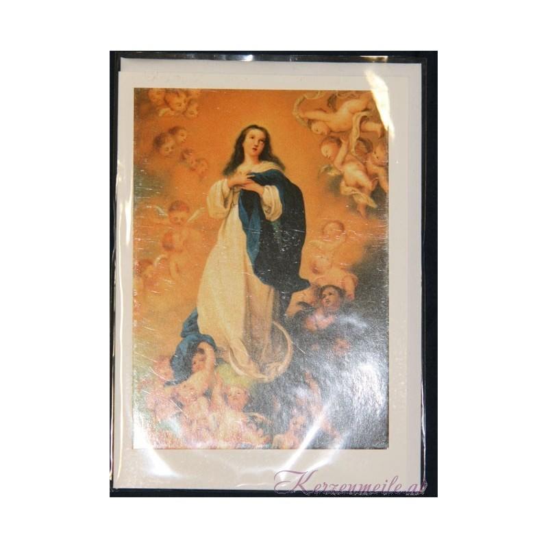 Billet Heilige Maria