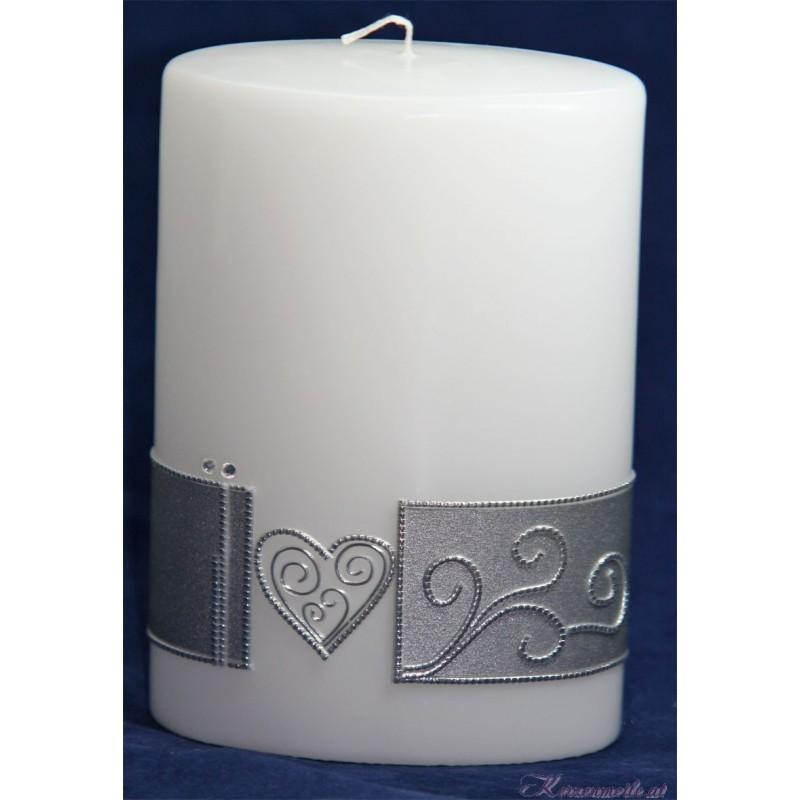 Hochzeitskerze Magia Hochzeitskerzen-klassisch elegant