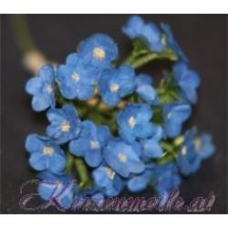 Kleine Blümchen blau