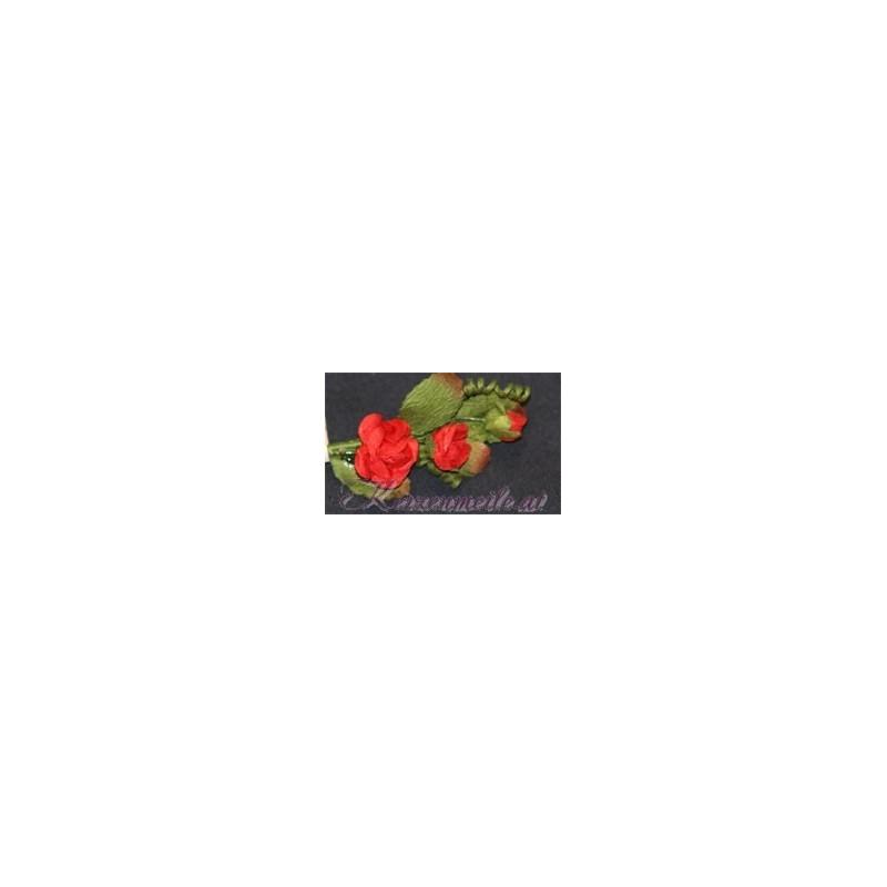 Rosenbund rot