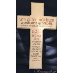 """Kreuz """"Gott ist mit uns"""""""