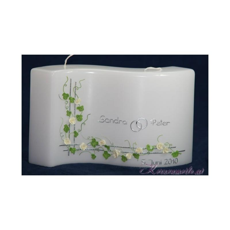 Hochzeitskerze Siempre 5 Hochzeitskerzen-exklusiv
