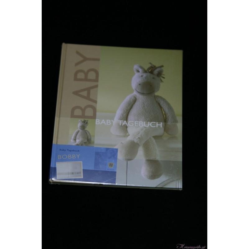 Baby-Tagebuch Bobby beige Baby-Tagebücher