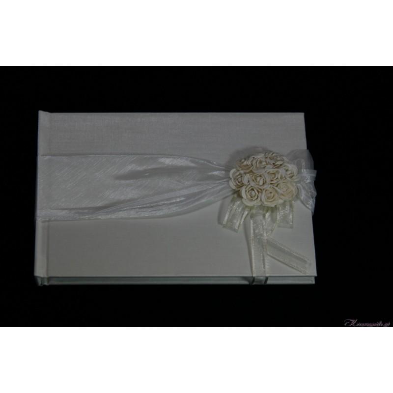 Hochzeitsgaestebuch Bouquet Hochzeits-Gaestebücher