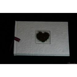 Hochzeitsgaestebuch Bianco Hochzeits-Gaestebücher
