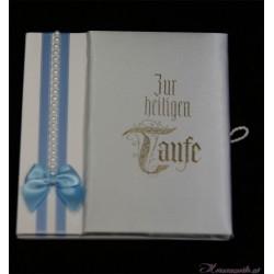 Taufbrief Pearls Blue