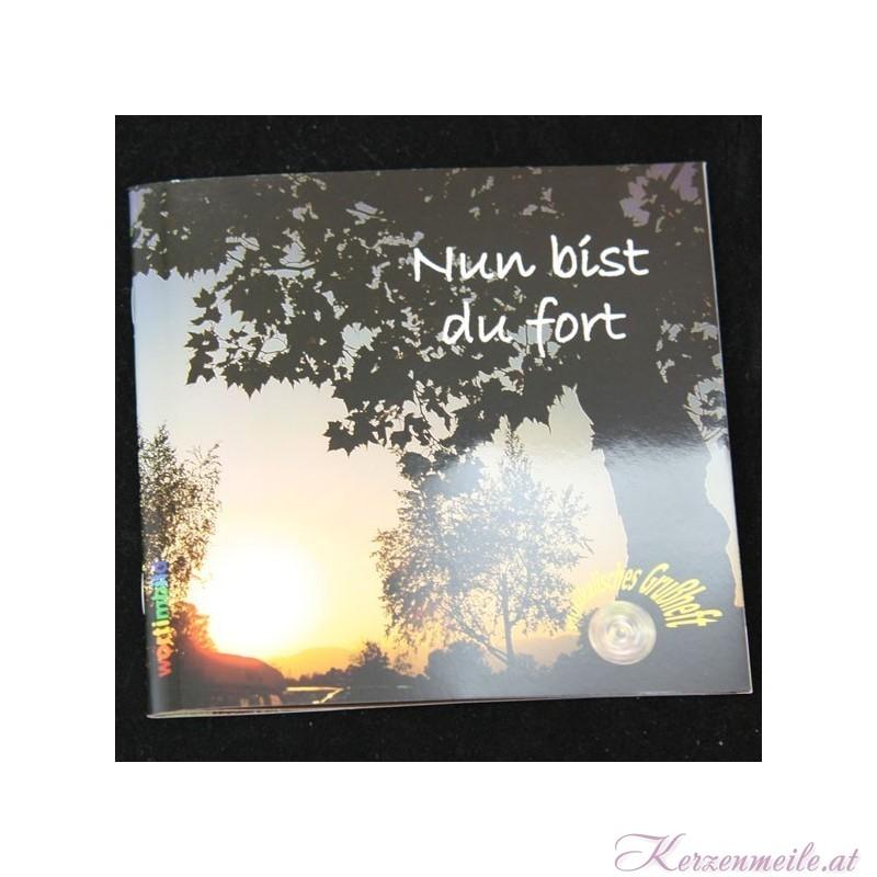 Buch Trauer mit CD