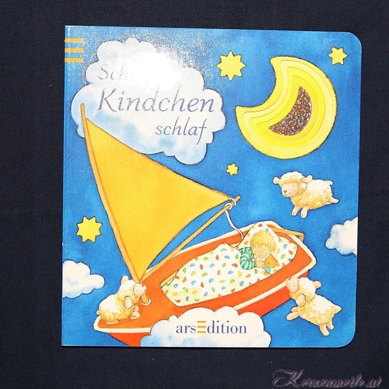 "Kinderbuch ""Schlaf Kindchen schlaf"""