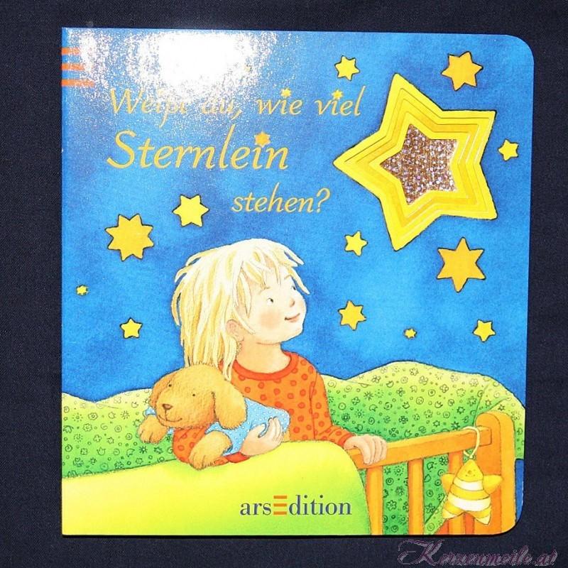 """Kinderbuch """"Weißt du wieviel Sternlein stehen?"""""""