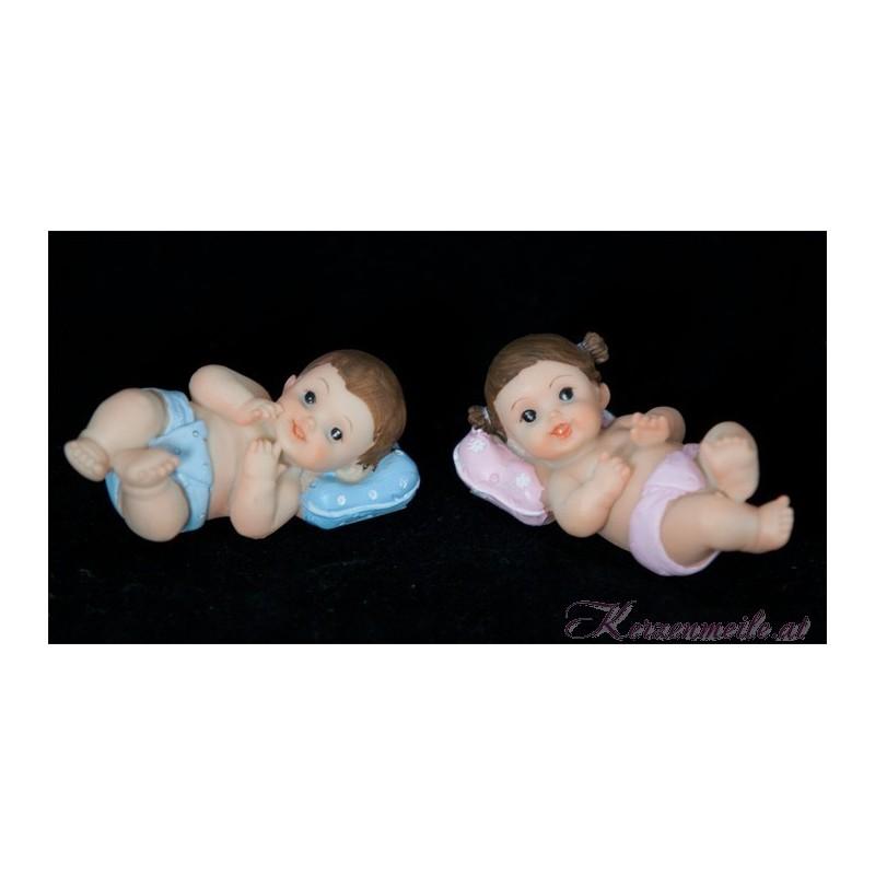 Tortenfigur Baby 1 Dekoration Taufe