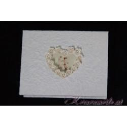 Hochzeitsschatulle mit Foto  Verpackung für Geldgeschenke