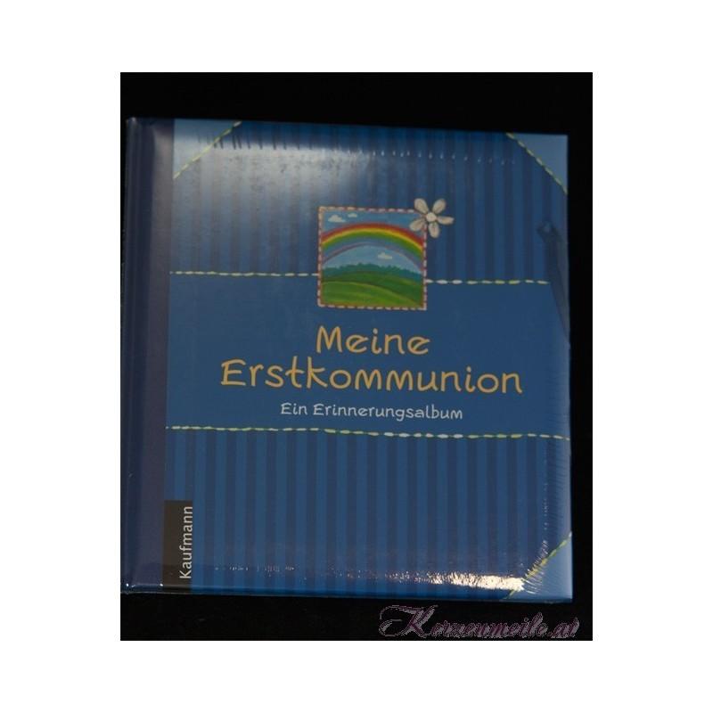 Erinnerungsalbum Estkommunion