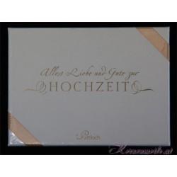 Hochzeitsbox  Verpackung für Geldgeschenke