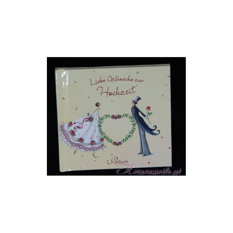 Liebe Wünsche zur Hochzeit