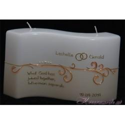 Hochzeitskerzen Sharrax 2 Hochzeitskerzen-exklusiv