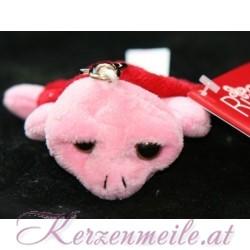 Schlüsselanhänger Rosa Schildkröte