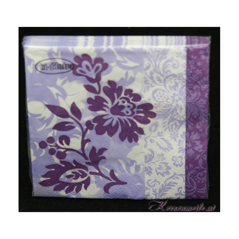 Serviette Lilac