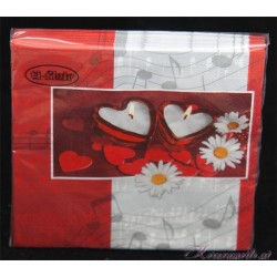 Serviette Melody