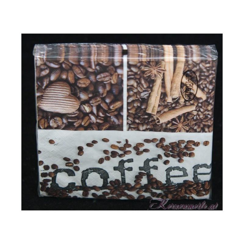 Serviette Coffee