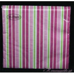 Serviette Stripes