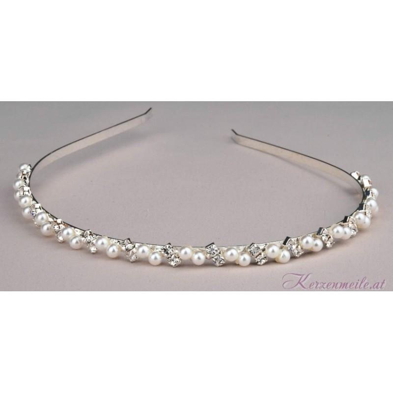 Diadem TA6600 Pearl Haarschmuck für die Braut