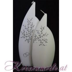Hochzeitskerze Perlenbaum Silva Hochzeitskerzen PremiumHochzeitskerze Perlenbaum Silva Hochzeitskerzen Premium Hochzeitskerze...