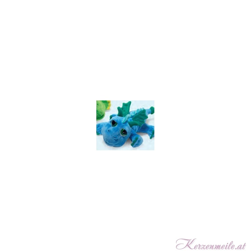 Großer blauer Drache Plüschtiere-Russ Berrie UK Collection