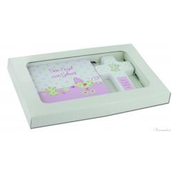Dein Engel zur Geburt rosa Geschenkboxen