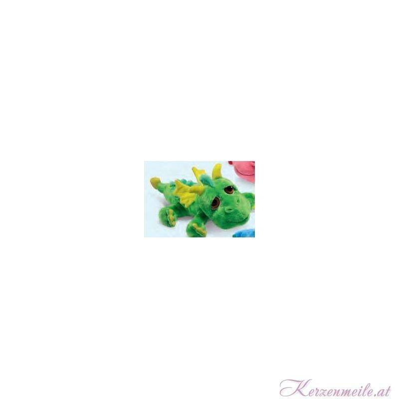 Kleiner grüner Drache Plüschtiere-Russ Berrie UK Collection