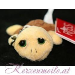 Schlüsselanhänger Gelbe Schildkröte Plüschtiere-Russ Berrie UK Collection