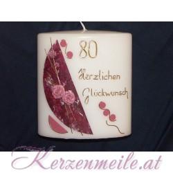 Geburtstagskerze Klagenfurt